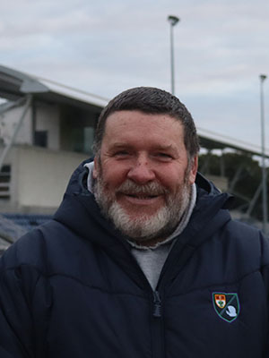 1st XV Coach GHK